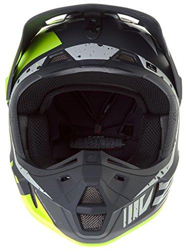 Fox Helm V2 Nirv Gelb