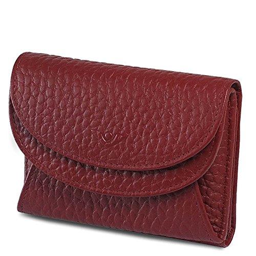 voi leather design Accessoires Geldboersen 70187 GRANAT rot 247333