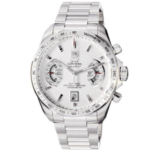 TAG Heuer CAV511B.BA0902 Montre bracelet homme Acier inoxydable Argent