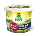 Compo 1390788004 Rasendünger Moos - Nein danke