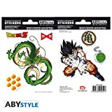 ABYstyle - DRAGON BALL - Stickers - 16x11cm - Shenron
