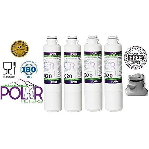Confezione Da 4 di Polare Premium Filtro Per L