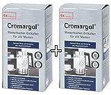 WMF Entkalker Cromargol Wasserkocher-Entkalker Kalk-Reiniger 2x4er-Pack für alle Wasserkocher 8x100 ml Kalklöser