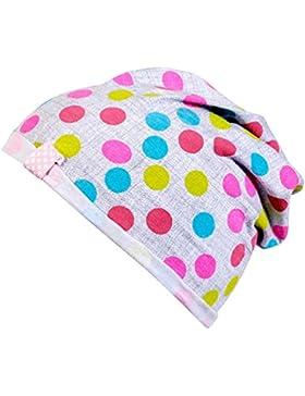 Mädchen - Beanie Mütze Sommermütze Kindermütze - 87661