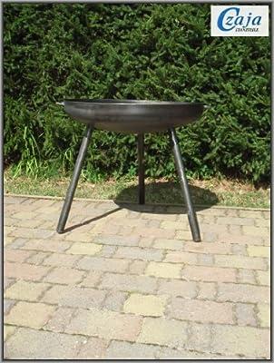 Feuerschalenbeine 50 cm von Czaja Stanzteile - Du und dein Garten