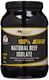 My Supps 100% Natural Beef Isolat, 1er Pack (1 x 750 g)