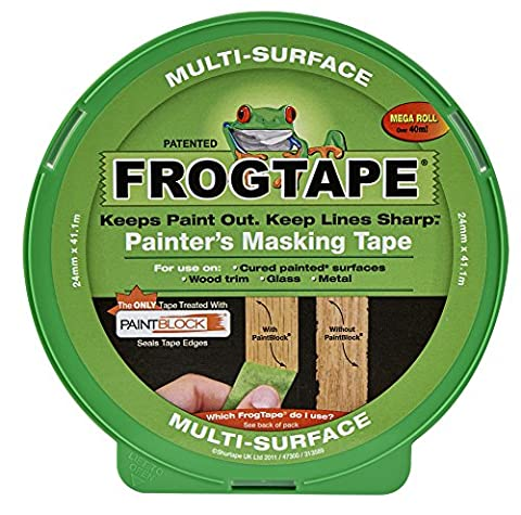 Frog Tape Painters Masking Tape Multisurface - 24 mm x 41.1 m