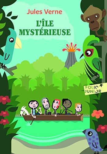 L'île mystérieuse par Jules Verne