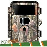 DÖRR SnapShot MINI BLACK 5.0 Camouflage + MESSER + LED TASCHENLAMPE unsichtbarer Blitz! Wildkamera Jagdkamera Überwachungskamera Kamera