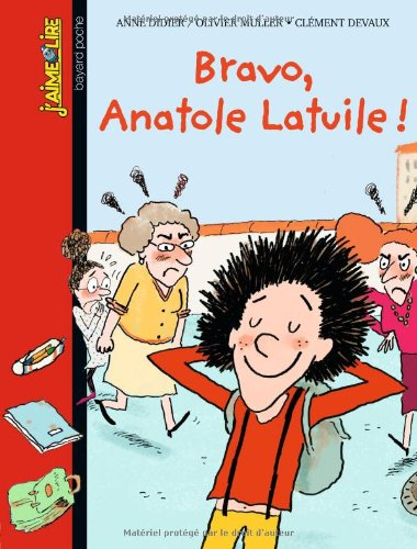 BRAVO ANATOLE LATUILE ! - N232 - AE