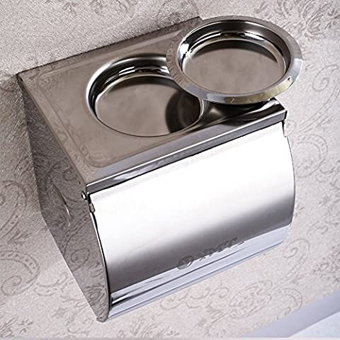 scatola di fazzoletti di bagno/Portarotolo/Cassetto WC/Tessuti/ casella volume-C