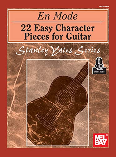 En Mode: 22 Easy Character Pieces for Guitar (English Edition)