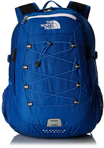 The North Face Borealis Classic, Sacs à dos mixte adulte, Bleu (Blue/White), 22x24x45 cm (W x H L)