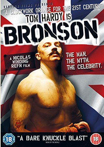 Bronson [DVD] by Tom Hardy