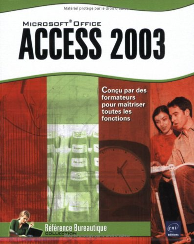 Access 2003 par Corinne Hervo
