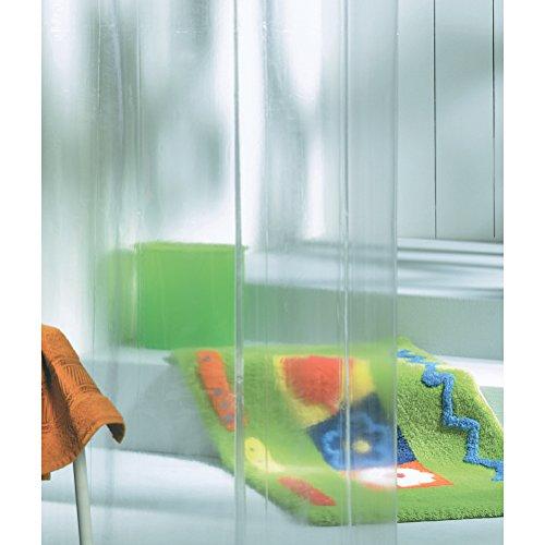 Sealskin Duschvorhang Clear, transparent, B x H: 180 x 200 cm (Dusche Aufheller)
