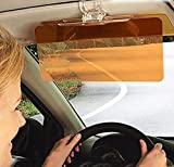 Sonnenschutz fürs Auto: HD-Vision Visor, Tages- und Nachtvisier, Blendschutz
