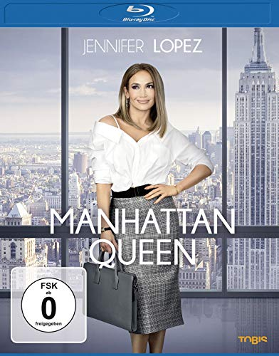 Manhattan Queen [Blu-ray]