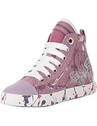 Geox Ciak C, Sneakers Hautes Fille