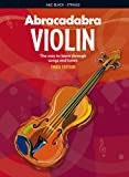 Abracadabra Strings,Abracadabra - Abracadabra Violin (Pupil's book): The way to learn through songs and tunes