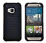 GizzmoHeaven HTC One M9 Hülle Stoßfest Handy Schutzhülle