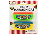 Bulk Buys Ka292 24 Party Harmonicas Set,...