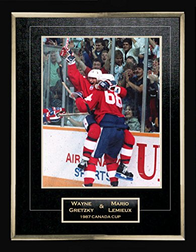 Generic 87 Canada Cup 11x14 Collector Photo -