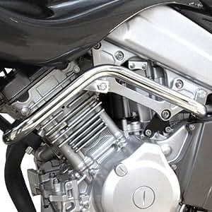 Pare Carter Fehling Yamaha TDM 850 91-01 argent
