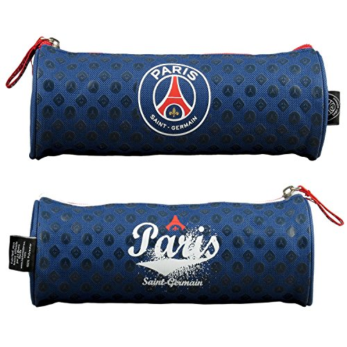 PSG - Trousse Paris Saint-Germain Officielle - Couleur : Bleu