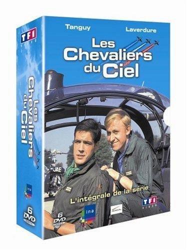 Bild von Les Chevaliers du ciel - Coffret 6 DVD [FR Import]
