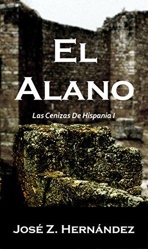 Copertina del libro El Alano: Las Cenizas de Hispania