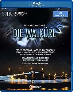 Wagner: Die Walküre  [Peter Seiffert; Georg Zeppenfeld; Staatskapelle Dresden; Christian Thielemann] [C Major Entertainment: 742904] [Edizione: Regno Unito]