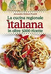 Idea Regalo - La cucina regionale italiana in oltre 5000 ricette
