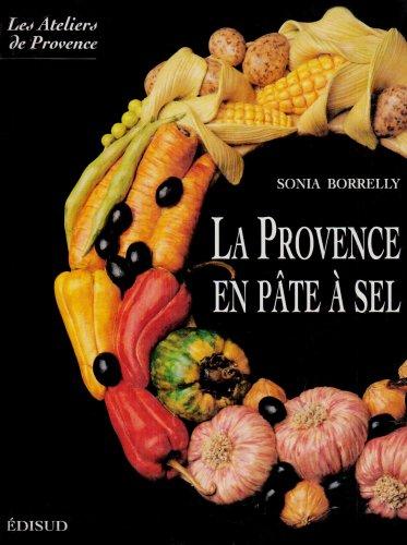 La Provence en pâte à sel