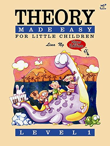 Theory Made Easy for Little Children, Level 1 by Ng, Lina (January 1, 2001) Paperback
