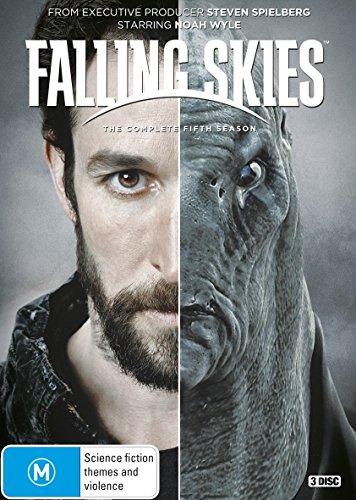 Falling Skies Season 5 | 3 Discs | NON-USA Format | PAL | Region 4 Import - Australia