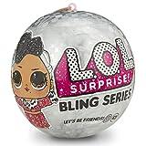 Giochi Preziosi L.O.L. Surprise Bling Glitter, 7 Livelli, Modelli...