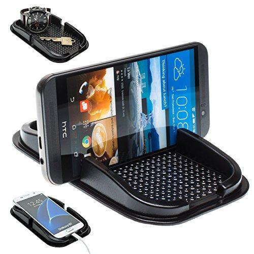 Non slip-pad Sticky, Tappetino antiscivolo per cruscotto auto HTC One/M7/M8/M9/626mini Desire