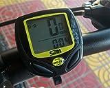 Wireless Wasserdicht Bike Computer Automatische Wake-Up Hintergrundbeleuchtung für Tracking Riding Geschwindigkeit und Distanz
