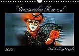Venezianischer Karneval (Wandkalender 2019 DIN A4 quer): Karneval in Venedig von Dirk Ludwig Fotografie (Monatskalender, 14 Seiten ) (CALVENDO Kunst)
