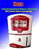 Aqua Vivo RO + UV + UF + Minerals + TDS controller