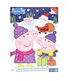Milk Chocolate Christmas Advent Calendar - Peppa Pig - 90g