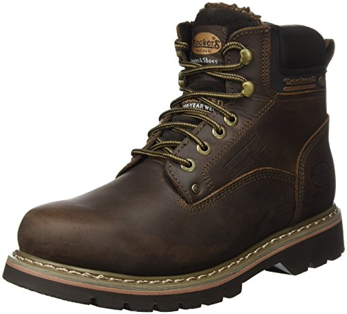 Dockers by Gerli 23DA104-400320, Desert Boots, Braun (Cafe), 46 EU (11.5 UK)