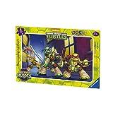 Ravensburger Puzzle06126Teenage Mutant Ninja Turtles Ready For ActionPuzzle, 15 Teile