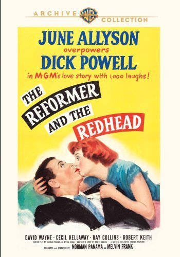 The Reformer and the Redhead by June Allyson
