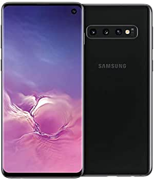 Samsung Galaxy S10 Smartphone (15.5cm (6.1 Zoll) 128 GB interner Speicher, 8 GB RAM, prism black) - [Standard] Deutsche Version