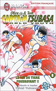 Captain Tsubasa - Olive et Tom - World Youth Edition simple Tome 8