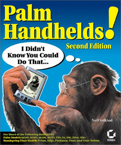 Palm Handheld-geräte (Palm Handhelds!: I Didn't Know You Could Do That...)