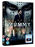The Mummy (2017) DVD + Digital Download