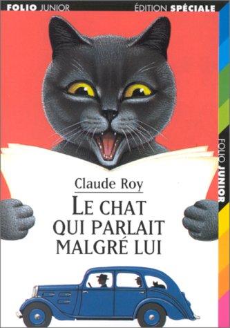 Le chat qui parlait malgr lui